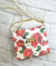 Disney Girl Beauty and the Beast Rose Purse Handbag Crossbody Shoulder Bag D5