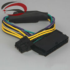 24 to 8 Pin ATX Dell Optiplex 3020 7020 Power Supply Motherboard Adapter Cable