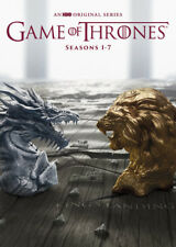 Game of Thrones: The Complete Seasons 1-7 [New DVD] Boxed Set, Slipsleeve Pack