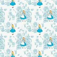 Alice au pays des merveilles de bons conseils tissu coussin//brosse craft panel
