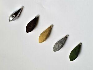 Sechskantbirne Ver. Gewichte und Farben Grundblei Karpfenblei Angelblei