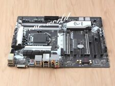 MSI Z170A KRAIT GAMING LGA 1151 DDR4 Intel Z170 UDB3.1 HDMI ATX Motherboard