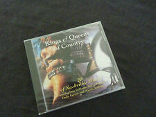 KINGS & QUEENS OF COUNTRY ULTRA RARE SEALED CD! DON WILLIAMS KENNY ROGERS