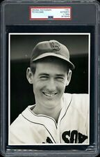 Ted Williams 1942 Boston Red Sox Type 1 Original Photo PSA/DNA Crystal Clear!