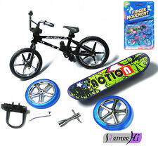 Remeehi Super Cool Mini-Alloy Finger Bicycle + Finger Scooter