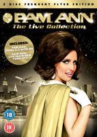 Pam Ann: Live - 1 and 2 DVD (2012) Caroline Reid cert 18 2 discs ***NEW***