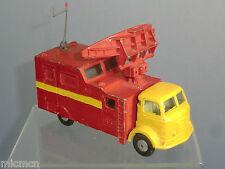 """CORGI Major modello No.1106 COMMER Van mobile DECCA RADAR """"PER IL RESTAURO"""""""