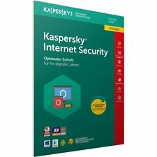 Kaspersky Internet Security 2018 - 5 PC (Geräte) - 1 Jahr - Upgrade | Download
