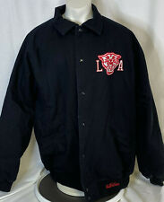 STALL & DEAN Men's Cotton Canvas WILDCATS Varsity Jacket ~ 5XL