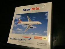 Star Jets 1:200 Airbus A319 British Airways  Reg : G-EUPA New Unopened