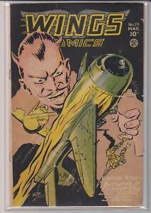 WINGS COMICS # 79
