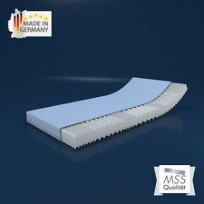 MSS®VitalFoam®Wellness Matratze Memory Marken Kaltschaum 7 Zonen  H2 oder H3