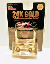 50 Anniversary Nascar 24K Gold Plated Commemorative Series #6 diecast car