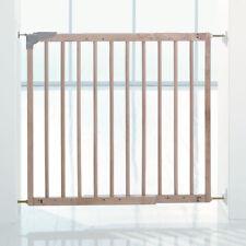 NEW BABYDAN MULTIDAN WOODEN SAFETY STAIR GATE (79 - 113.5cm)