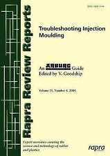 Troubleshooting Injection Moulding Vol. 15 by Vannessa Goodsgip (2004,...