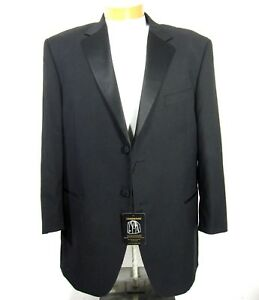 Giro D'Italia NWT Men's Merino Wool Long Sleeve Blazer Size 46R Solid Black 073