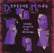 CD de musique édition Depeche Mode, sur album