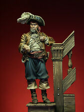 ROMEO MODELS RM75002 - ANTONY DU PUIS QUARTIERMASTRO 1671 - 75mm WHITE METAL KIT
