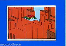 SUPER EROI -L'UOMO RAGNO FANTASTICI 4- Corno 1976 - Figurina-Sticker n. 141 -New