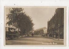 Avonmouth Road Avonmouth Bristol 1915 RP Postcard