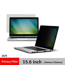15.6 inch Privacy Filter Screens Protective film for 16:9 Laptop 344mm*194mm