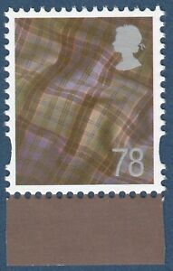 Scotland  2007  78p  litho De la Rue  SG S121   MNH