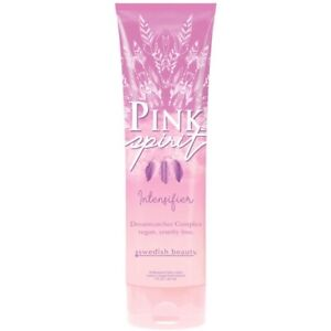 2020 Swedish Beauty PINK SPIRIT INTENSIFIER Dream Catcher Complex Tanning Lotion