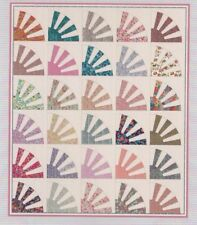 Pearl - foundation paper pieced quilt PATTERN - Gigi's Thimble - 4 sizes
