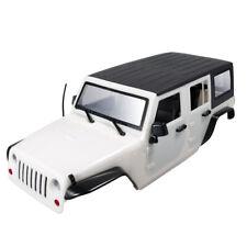 313MM Wheelbase 1/10 RC Car Body Shell KIT FOR Jeep Wrangler SCX10 II 90046 TRX4