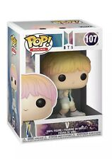 Funko Pop! Rocks Bts V #107 Vinyl Figure