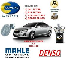 para Chevrolet Cruze 1.6 2009- > En Adelante Filtro de polen aire ACEITE +