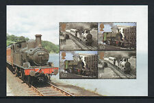 GB 2014 WALES CLASSIC LOCOS PRESTIGE BOOKLET PANE NEW SALE PRICE