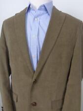 LRL Ralph Lauren Corduroy Blazer Sport Coat Mens sz 40L Paisley Lined Jacket