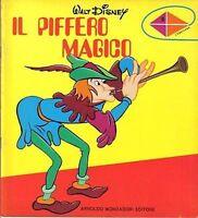 WALT DISNEY - IL PIFFERO MAGICO  - 1970