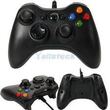 XBox 360 Wired USB Gamepad Controller Joystick Joypad for PC Windows Computer US