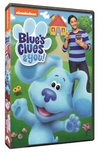 Blue's Clues And You! Blues & You New DVD IN STOCK NOW