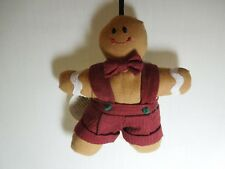 Boyds Bears & Friends Fred the Gingerbread Ornament