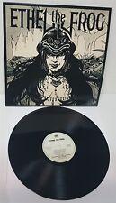 Ethel The Frog self titled Black Vinyl LP Record new s/t same 1980