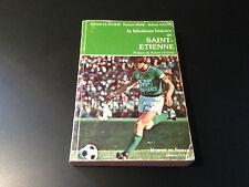 livre foot asse la fabuleuse histoire de saint etienne