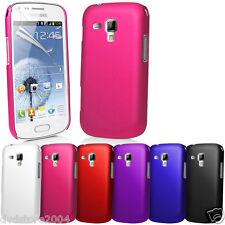 Pellicola + Custodia BACK cover per Samsung Galaxy S Duos S7562 S7560 S7582 HARD