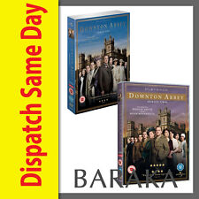 DOWNTON DOWNTOWN ABBEY - SEASON SERIES 1 2 + CHRISTMAS SPECIAL DVD R4