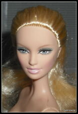 Nude Barbie Mattel 2007 Most Collectible Model Muse Long Blonde Doll For Ooak