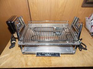 Broil King Indoor Smokeless Broiler/Rotisserie Grill   (4/21)