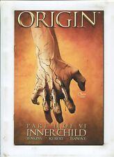 WOLVERINE: THE ORIGIN #2 - INNER CHILD PART 2! - (9.2) 2001