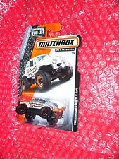 Matchbox Volkswagen Beetle 4x4  MBX 2014 Collection