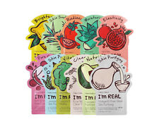 Tony Moly Im Real Face Sheet Mask All 11 Types - UK Stock