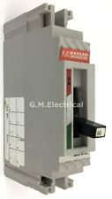 FEDERAL ELECTRIC 60 AMP SINGLE POLE / PHASE MCCB MOLDED CASE BREAKER HEF1P60