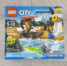 Lego City Coast Guard Starter Set 60163 - 76 pcs