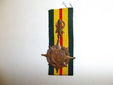 b0168 RVN Vietnam Police Merit Medal 3rd class Bronze Canh Sat Chien Cong IR5H