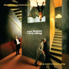 Angel Station - Manfred Mann's Earth Band (2014, CD NEUF)